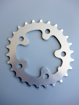 Shimano Deore LX/DX BioPace SG inner chainring