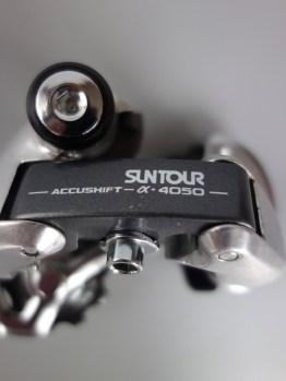 Suntour Alpha 4050 rear mech – RD-4050-SS