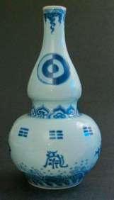 Cobalt Blue Kangxi Vase