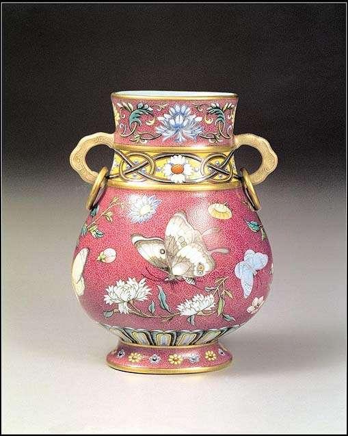 Qianlong Vase