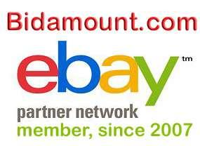 Bidamount.com and Ebay partner since 2007