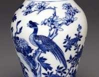 Yongzheng to Qianlong vase