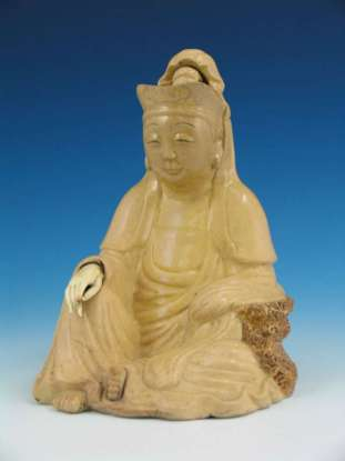 Cizhou Kwan-yin figure