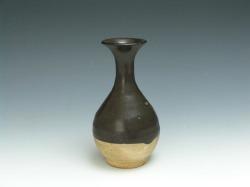Song Black Glazed vase