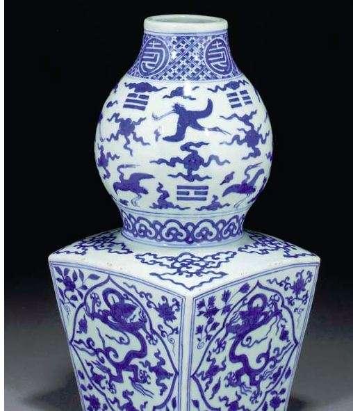 Jiajing Period Sheng vase