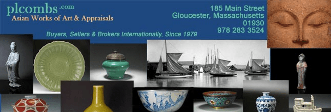 plcombs Asian Antiques Appraisers and Dealers