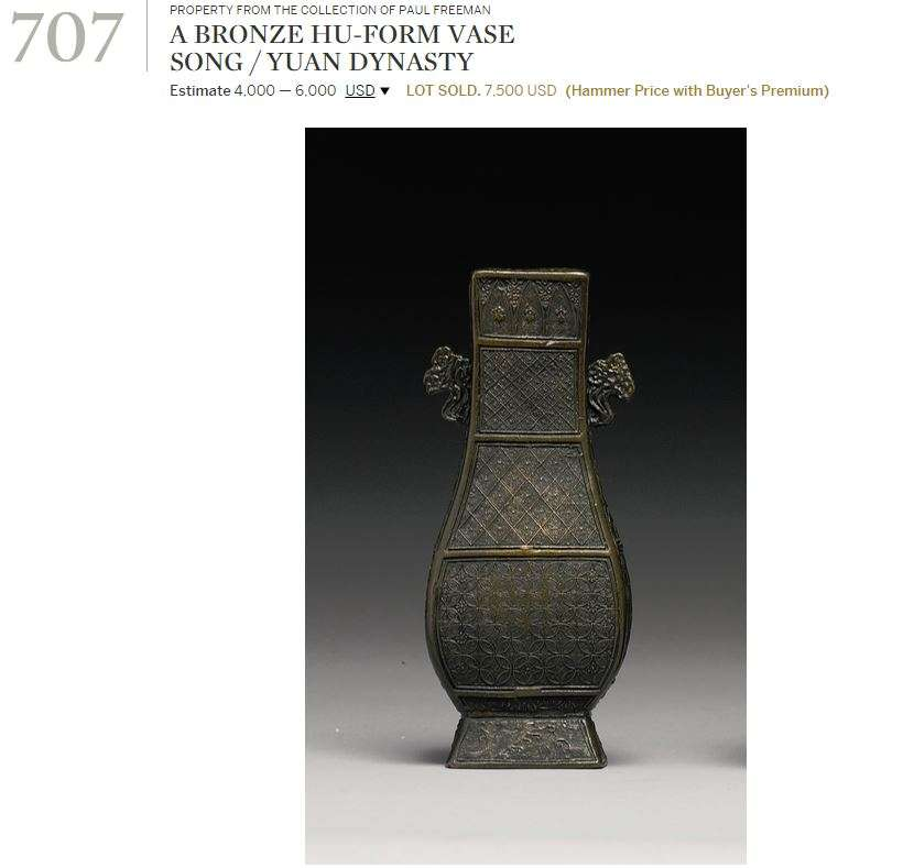 Chinese Bronze Values Song Yuan Ming To Qing