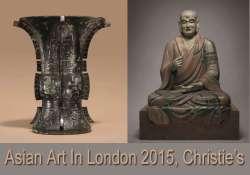 Christies Asian Art In London 2015 Fine Bronzes – Ceramics