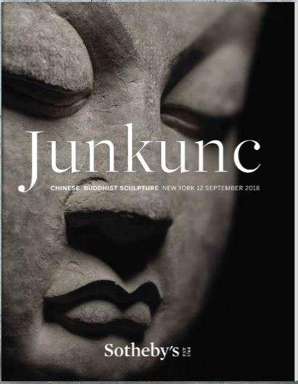 Junkunc Collection Of Buddhist Sculpture