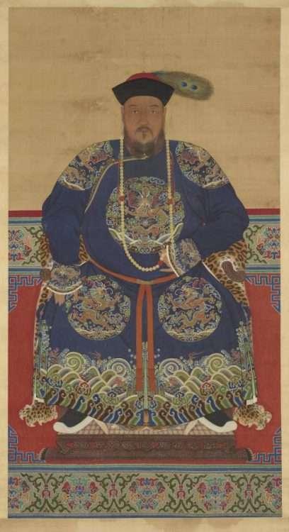 Qing Court Robe Shifu