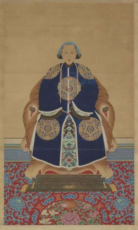 Ming court robe