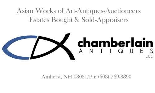 Chamberlain Antiques Auctioneers and Dealers