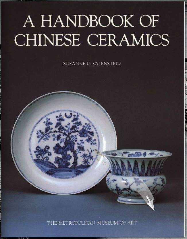 Book on Chinese Porcelain History