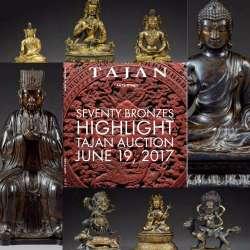 Auction of Chinese Tibetan Bronzes