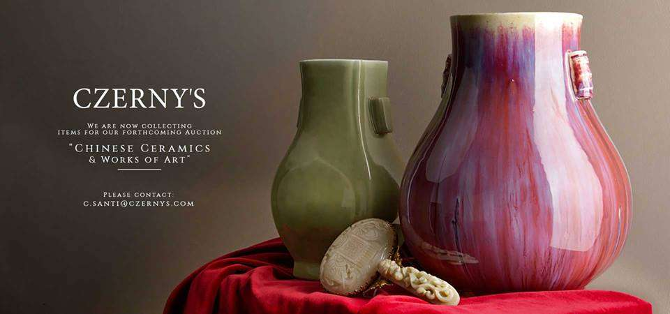 CZERNYS Accepting Asian Art Auction Consignments