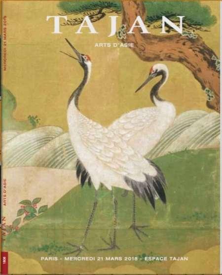 Asian art auction Tajan paris