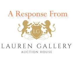 Lauren Gallery defends selling chinese fakes