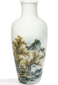 round vase a