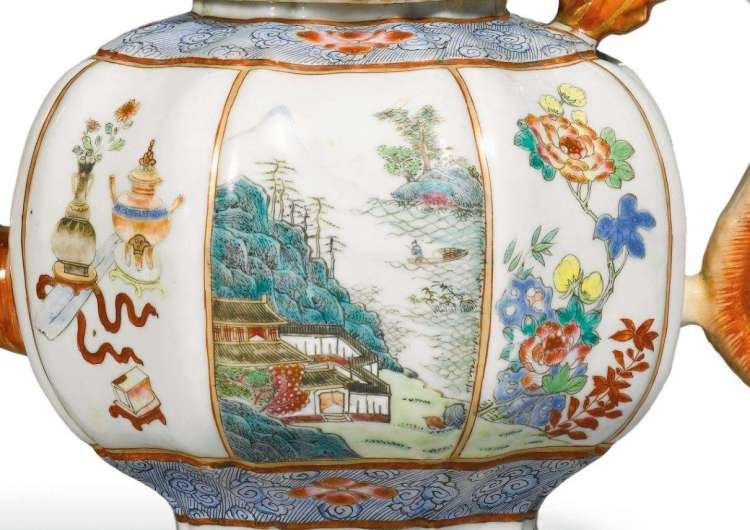 chinese famille rose porcelain