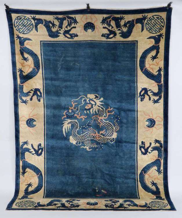 qing dynasty carpet