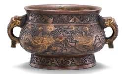 Wu Wenming Bronze