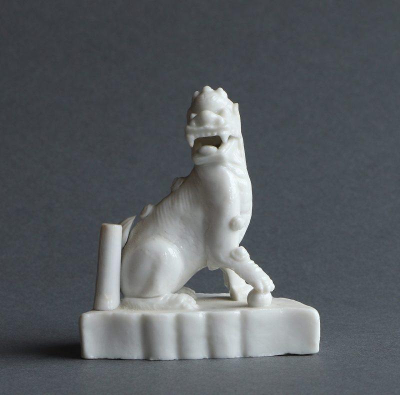 blanc de chine foo lion