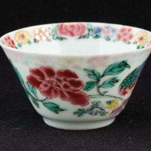 Yongzheng Famille Rose Cup