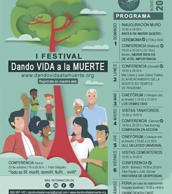 I Festival Dando Vida a la Muerte