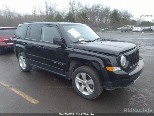 The home stadium of the national football league (nfl) team, the new england patriots, is in foxborough, massachusetts, which is located 22 miles southwest of boston. Jeep Patriot Sport 2011 Black 2 4l Vin 1j4nf1gb7bd186790 Free Car History