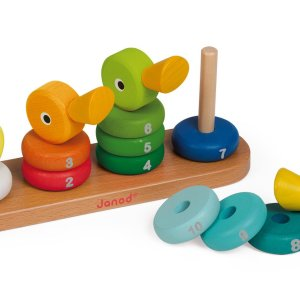 Empilable canards