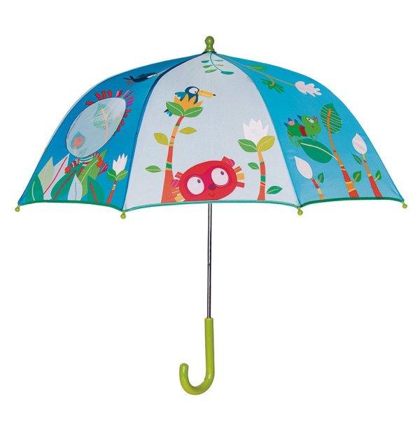 Parapluie Georges le lémurien