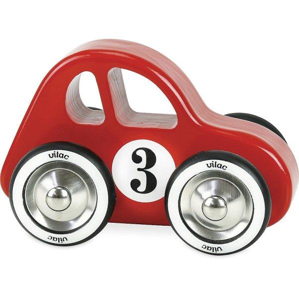 Swing car rouge