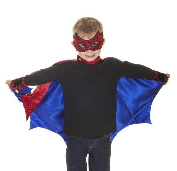 Cape spiderman