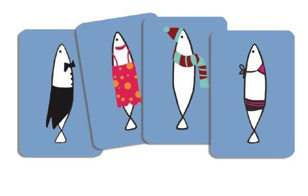 Sardines cartes