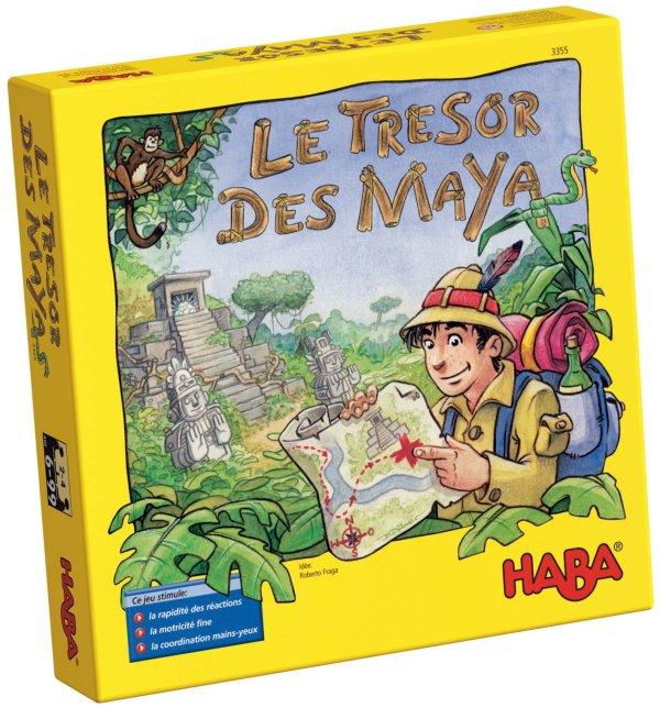 Le trésor des Mayas jeu d'actions
