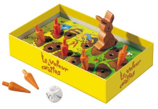Le voleur de carottes jeu de coopératif
