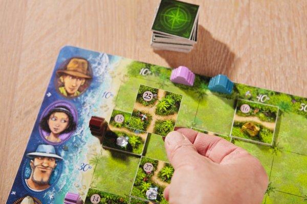 Karuba jeu d'aventure et de stratégie