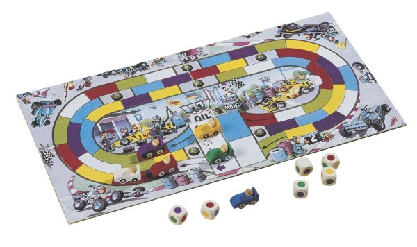 Monza, une course colorée et tactique