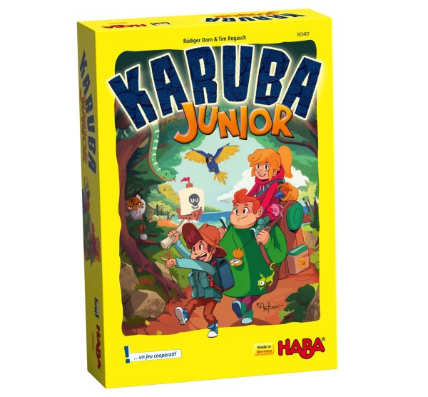 Karuba Junior aventure Haba
