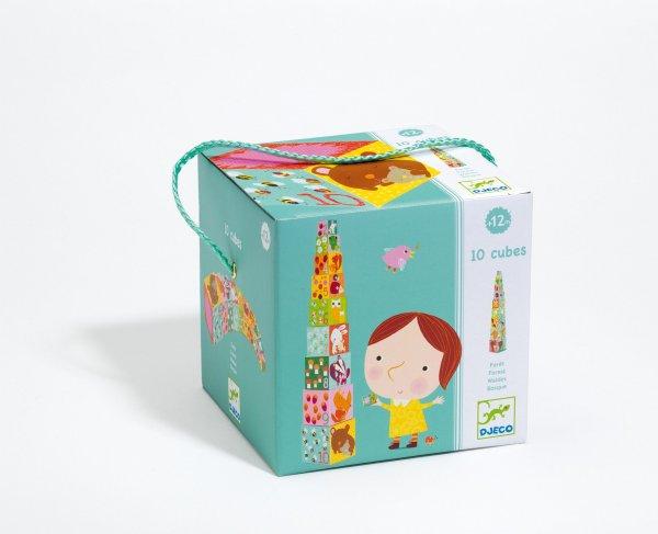 Cubes Gigognes Forêt