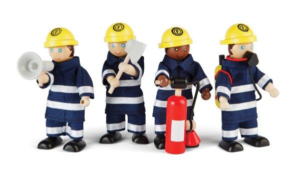 Pompiers articulés