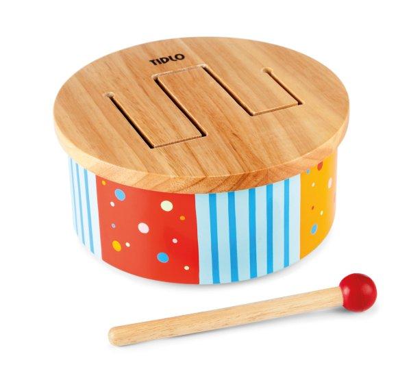 tambour arc-en-ciel instrument à percussion