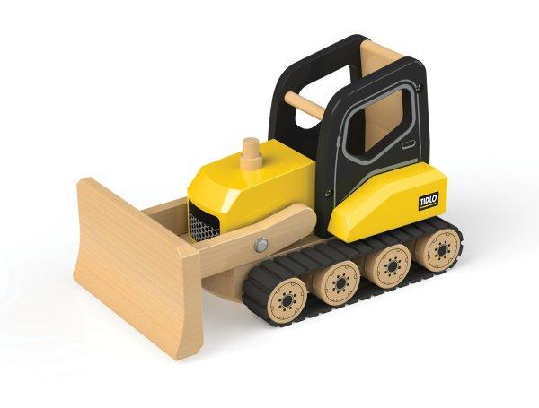 Bulldozer, engin de chantier