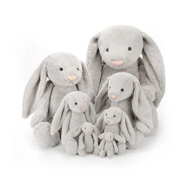 Bashful Bunnies Silver