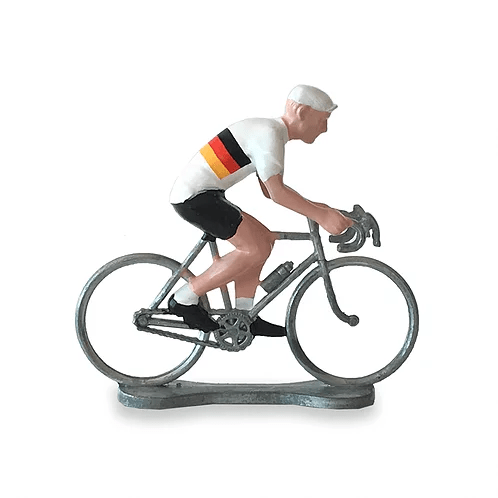 Cycliste Allemand