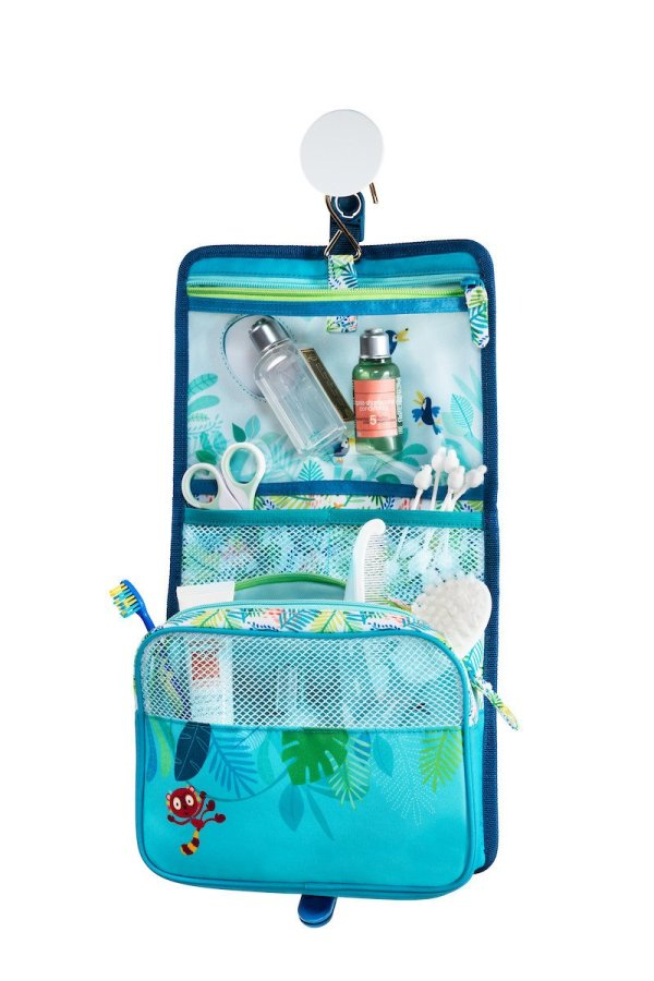 Trousse de toilette Georges Lilliputiens vacances