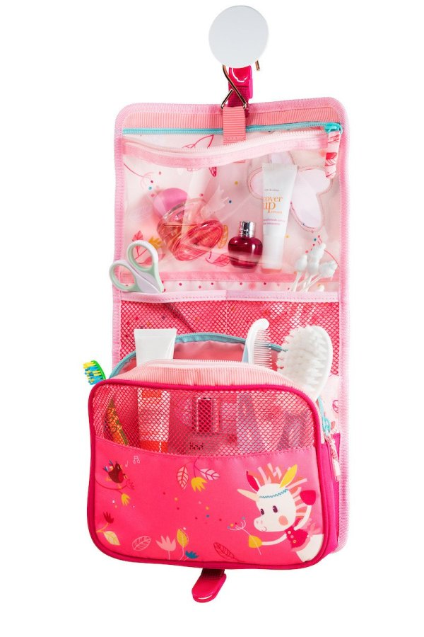 Trousse de toilette Louise Lilliputiens vacances