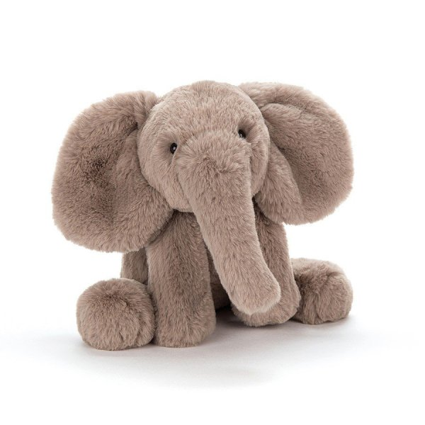 Peluche smudge elephant medium Jellycat