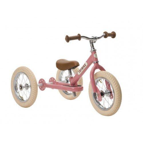 Trybike 3 roues rose vintage