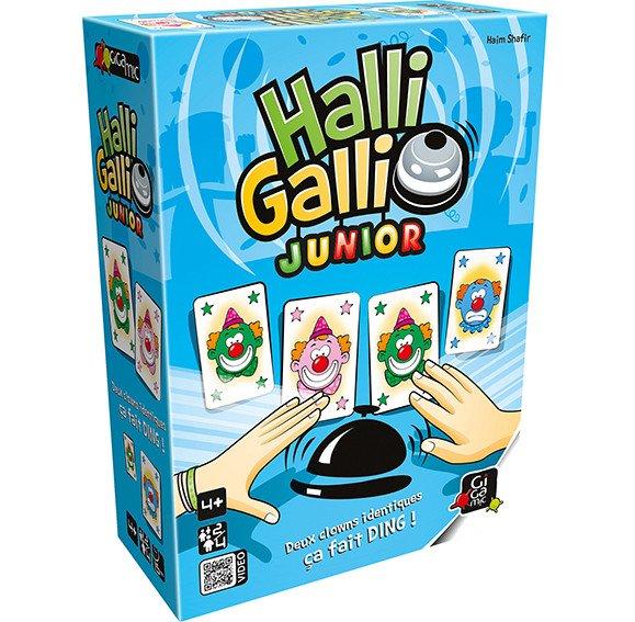 Halli Galli Junior jeu de rapidité Gigamic